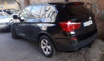 Used BMW X3 2011 full