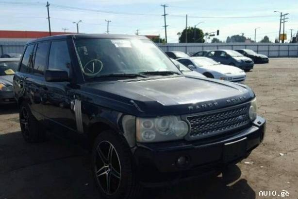 Used Land Rover Range Rover 2007 full