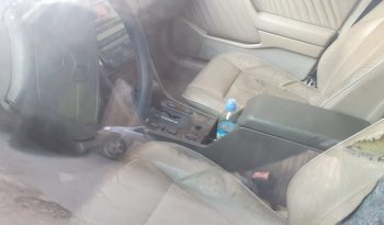 Used Mercedes C220 1996 full