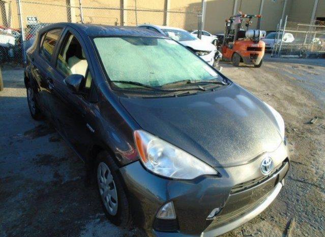 Certified Used Toyota Prius c 2013 full