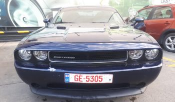 Dodge challenger 2014 full