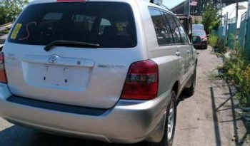 Used Toyota Highlander 2006 full