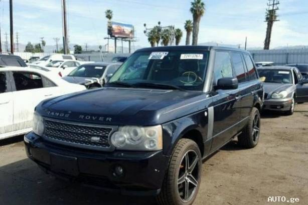 Used Land Rover Range Rover 2007