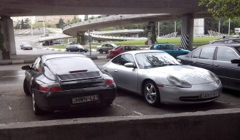 Porsche 911 Carrera 1998 full