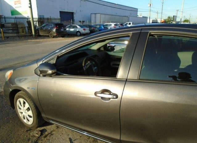 Certified Used Toyota Prius c 2013 full