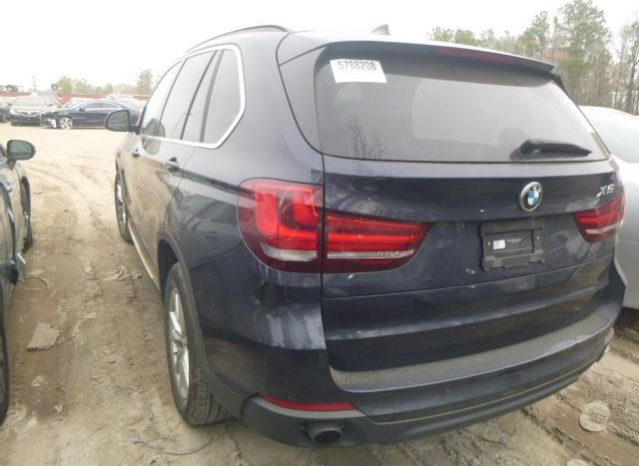 Certified Used BMW X5 2015 full