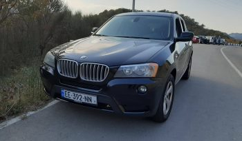 Tbilisi BMW X3 2011 full