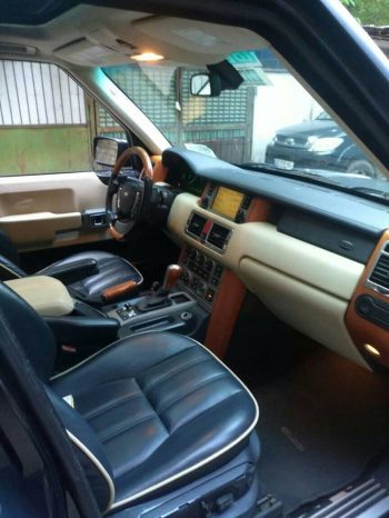 RANGE ROVER VOGUE full